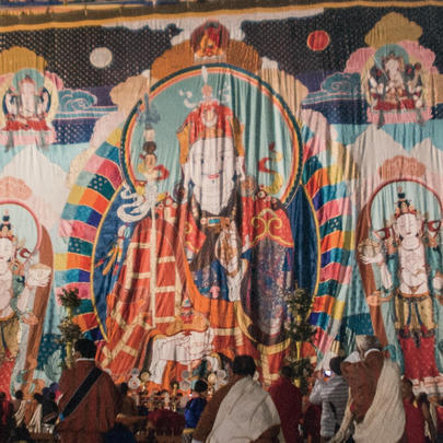 BHUTAN 祭りのとき、祈りのとき