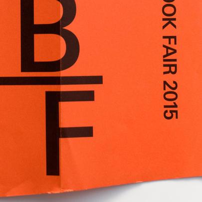 THE TOKYO ART BOOK FAIR 2015 カタログ