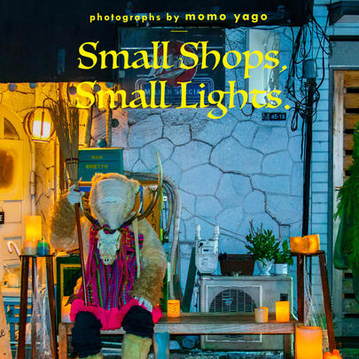 Small Shops,Small Lights.